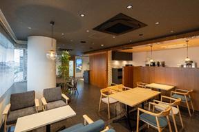 【ServiceOffice W】京都駅から徒歩5分のオフィスです!
